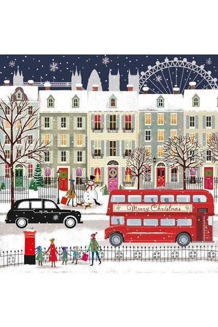 Ilustrované Vianoce - Obrázok č. 22