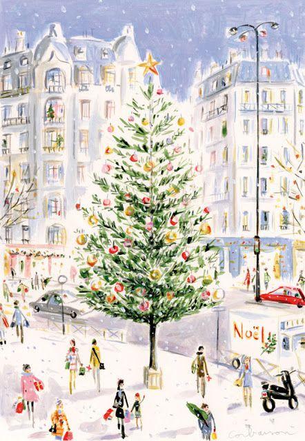 Ilustrované Vianoce - Obrázok č. 31