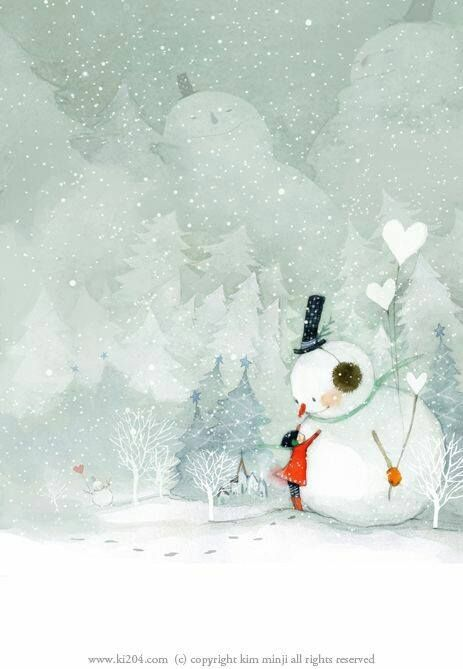 Ilustrované Vianoce - Obrázok č. 37