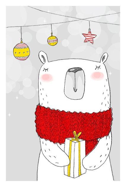 Ilustrované Vianoce - Obrázok č. 45