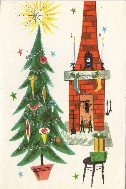 Ilustrované Vianoce - Obrázok č. 48