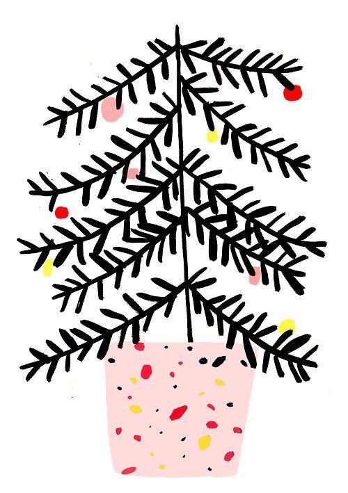Ilustrované Vianoce - Obrázok č. 52