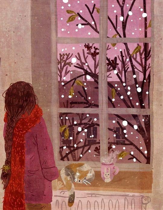 Ilustrované Vianoce - Obrázok č. 56