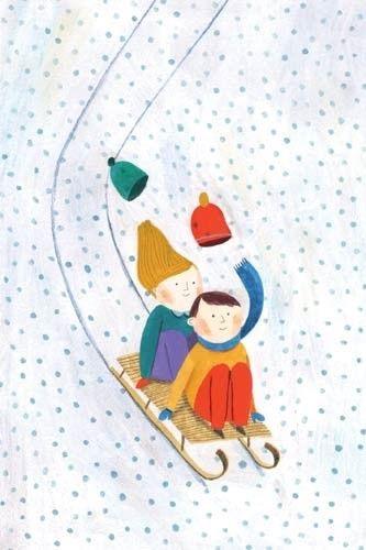 Ilustrované Vianoce - Obrázok č. 58