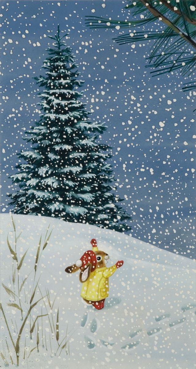 Ilustrované Vianoce - Obrázok č. 61