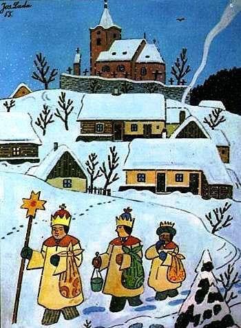 Vianoce Jozefa Lady - Obrázok č. 82