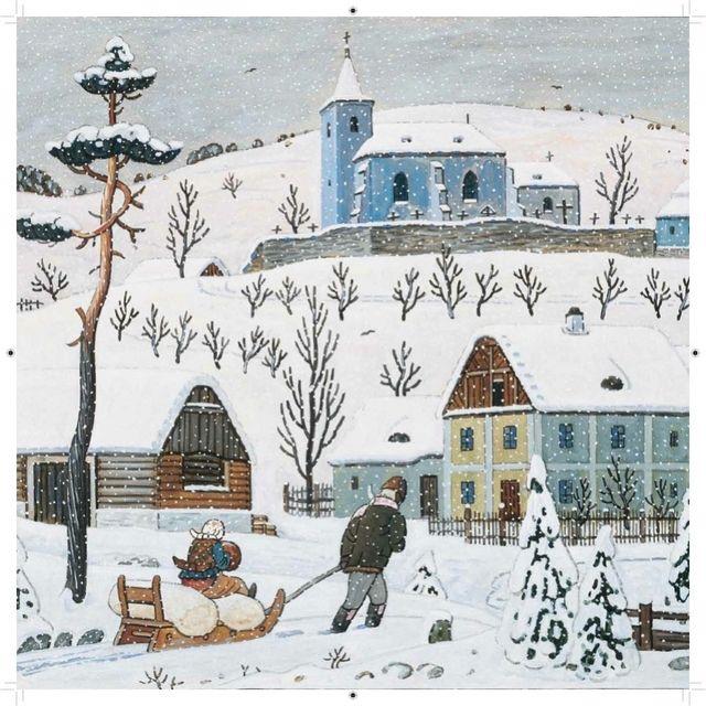 Vianoce Jozefa Lady - Obrázok č. 84