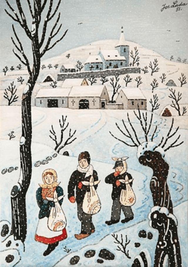 Vianoce Jozefa Lady - Obrázok č. 86