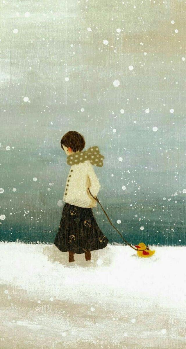 Ilustrované Vianoce - Obrázok č. 69