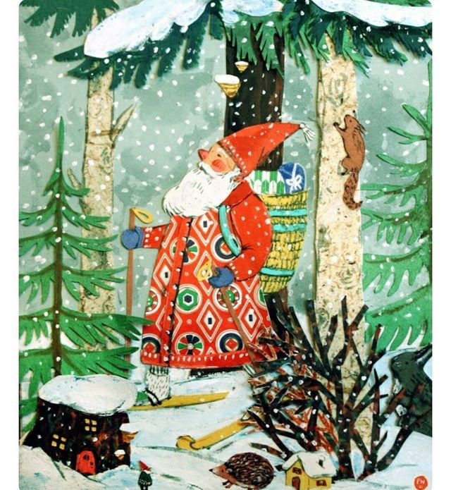 Ilustrované Vianoce - Obrázok č. 71