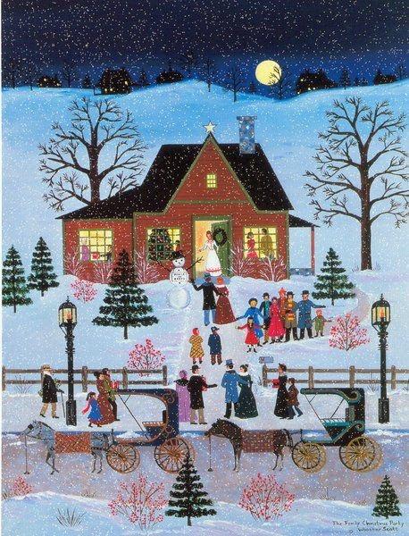 Ilustrované Vianoce - Obrázok č. 87