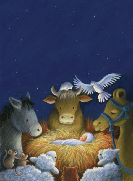 Ilustrované Vianoce - Obrázok č. 98