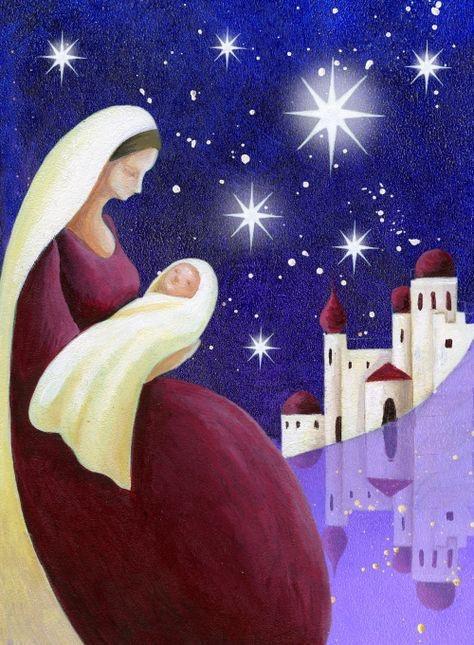 Ilustrované Vianoce - Obrázok č. 101