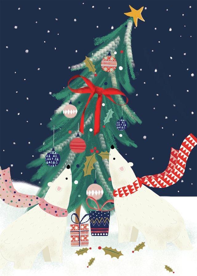 Ilustrované Vianoce - Obrázok č. 119