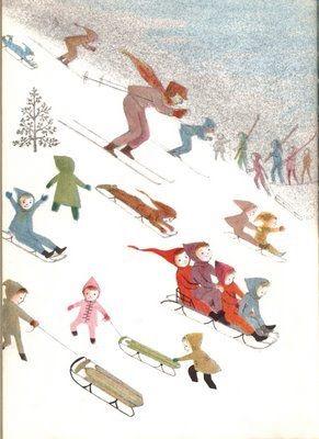 Ilustrované Vianoce - Obrázok č. 120