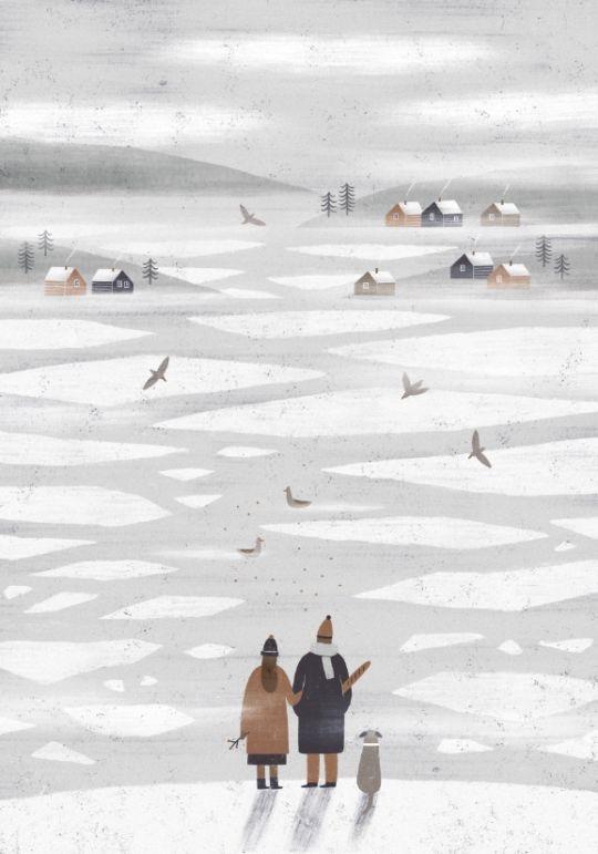 Ilustrované Vianoce - Obrázok č. 121