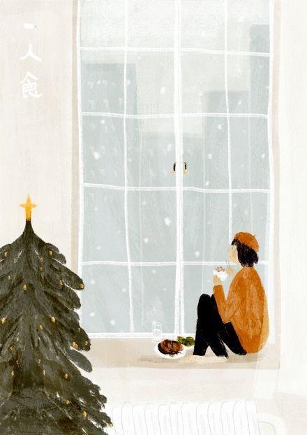 Ilustrované Vianoce - Obrázok č. 122