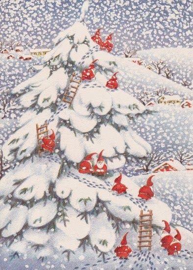 Ilustrované Vianoce - Obrázok č. 126