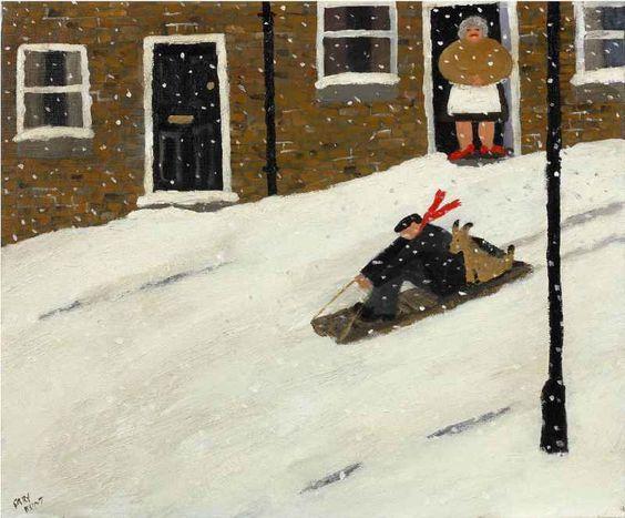 Ilustrované Vianoce - Obrázok č. 127