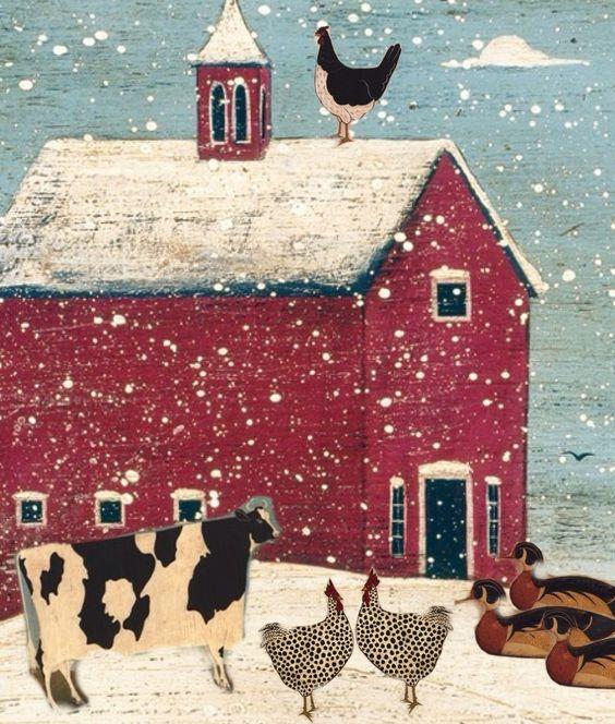 Ilustrované Vianoce - Obrázok č. 130