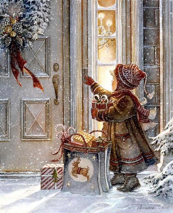 Ilustrované Vianoce - Obrázok č. 136