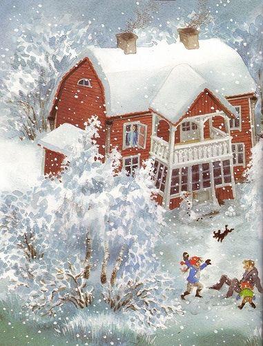Ilustrované Vianoce - Obrázok č. 318