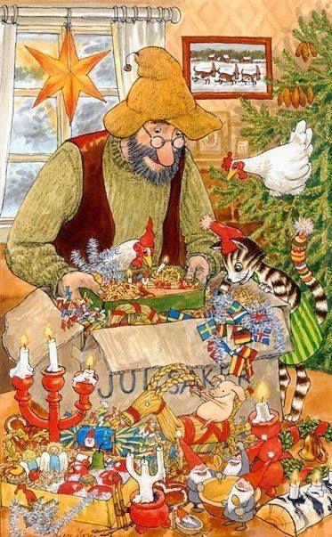 Ilustrované Vianoce - Obrázok č. 320