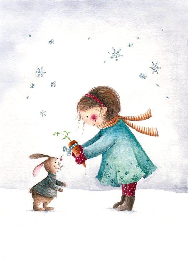 Ilustrované Vianoce - Obrázok č. 327