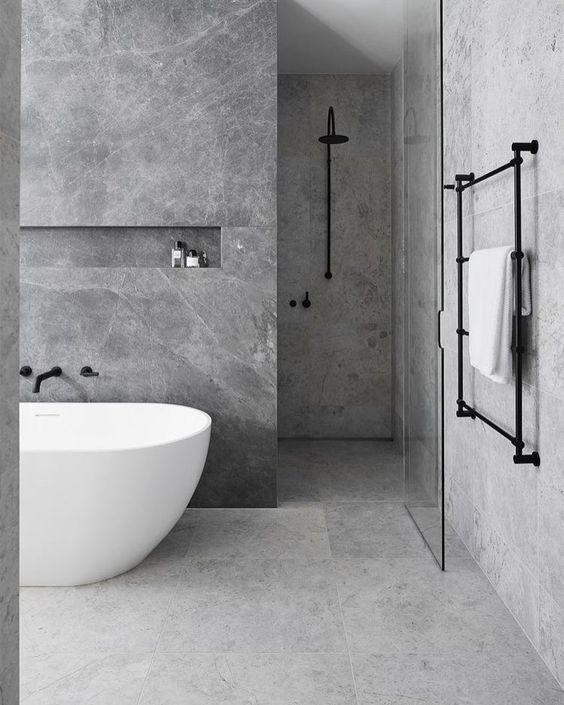Moderná kúpeľňa - Obrázok č. 1