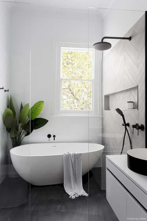 Moderná kúpeľňa - Obrázok č. 4