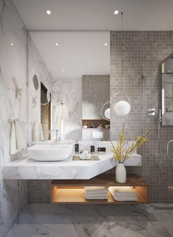 Moderná kúpeľňa - Obrázok č. 13