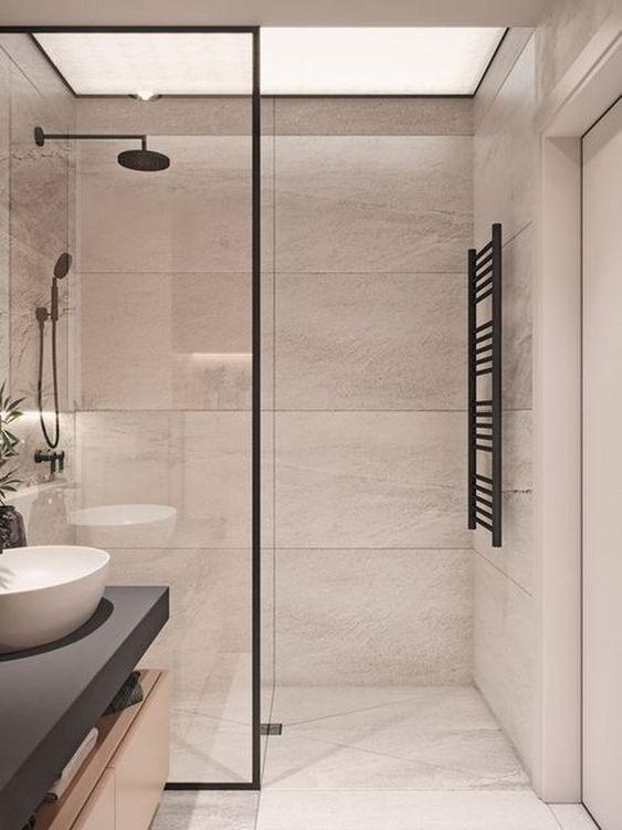 Moderná kúpeľňa - Obrázok č. 19