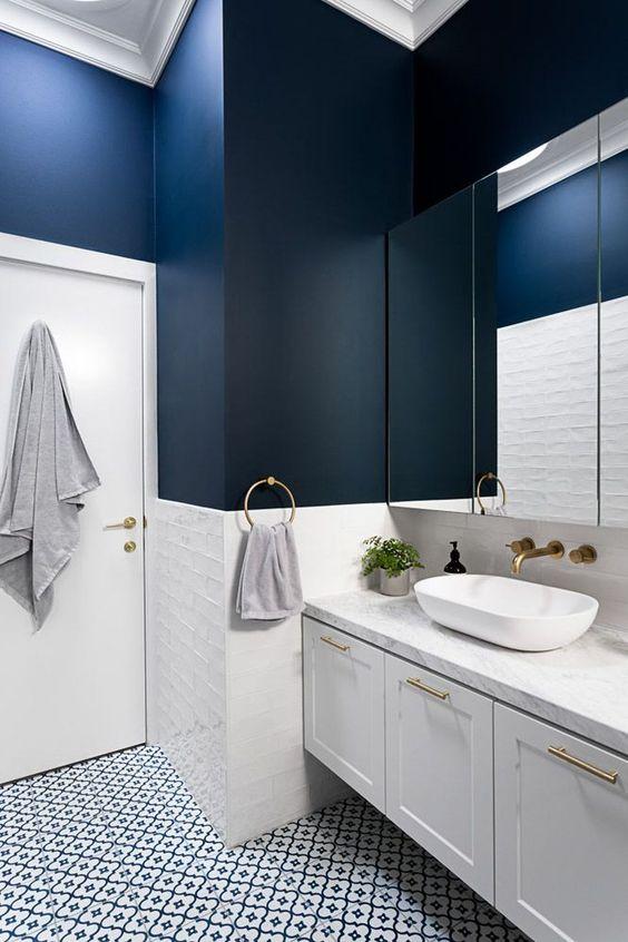 Moderná kúpeľňa - Obrázok č. 22