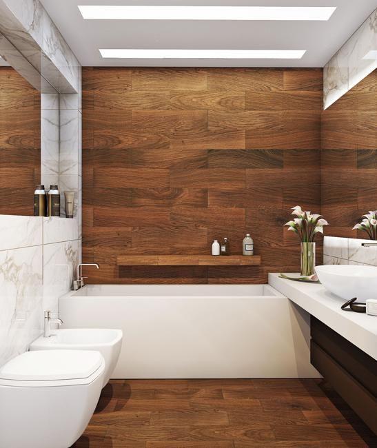 Moderná kúpeľňa - Obrázok č. 39