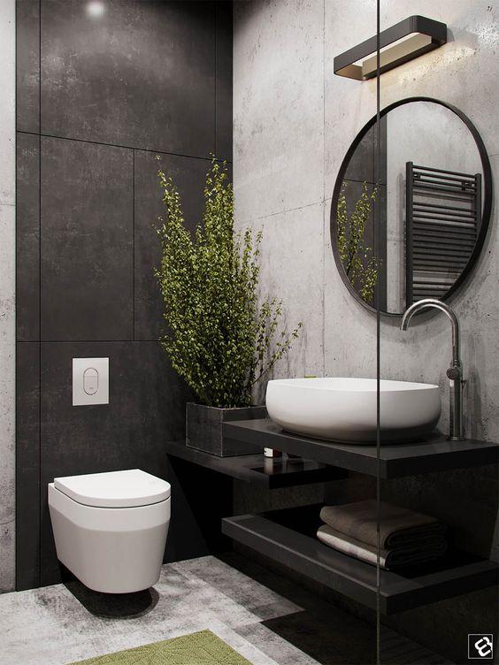 Moderná kúpeľňa - Obrázok č. 40