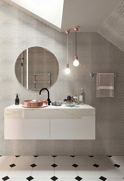 Moderná kúpeľňa - Obrázok č. 44