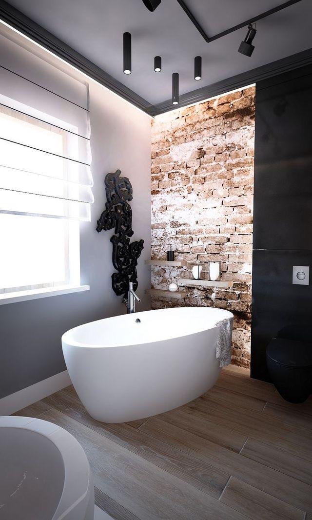 Moderná kúpeľňa - Obrázok č. 58