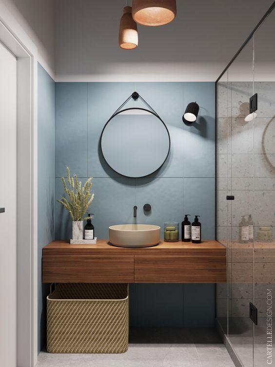 Moderná kúpeľňa - Obrázok č. 142
