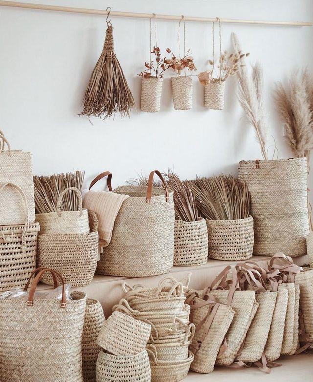 Bambus, ratan, morská tráva, špagát - Obrázok č. 14