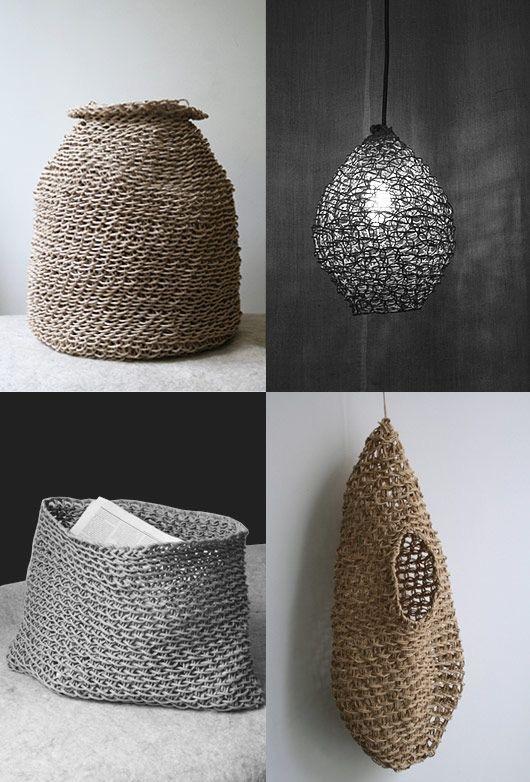 Bambus, ratan, morská tráva, špagát - Obrázok č. 45