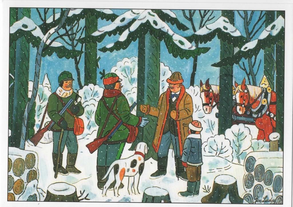 Vianoce Jozefa Lady - Obrázok č. 88