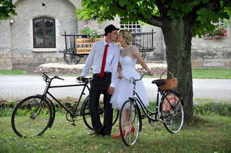 naše bicykly