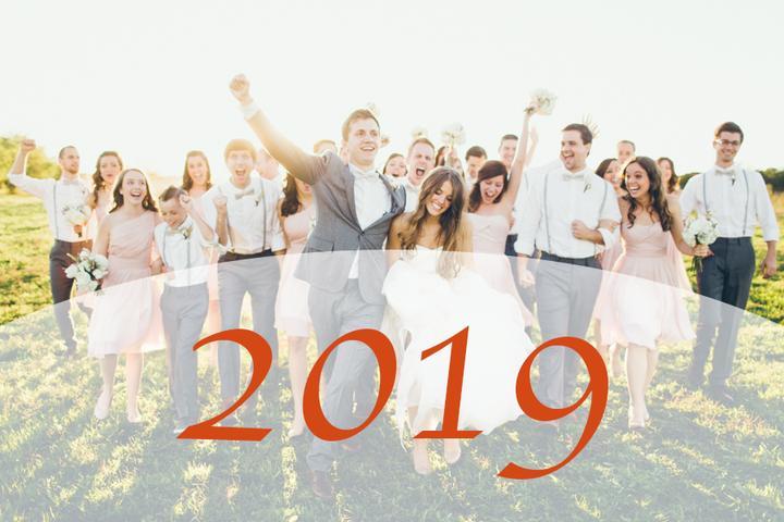 Nevěsty 2019 - Fotografie skupiny
