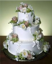 nááádhernýýý dort!!!