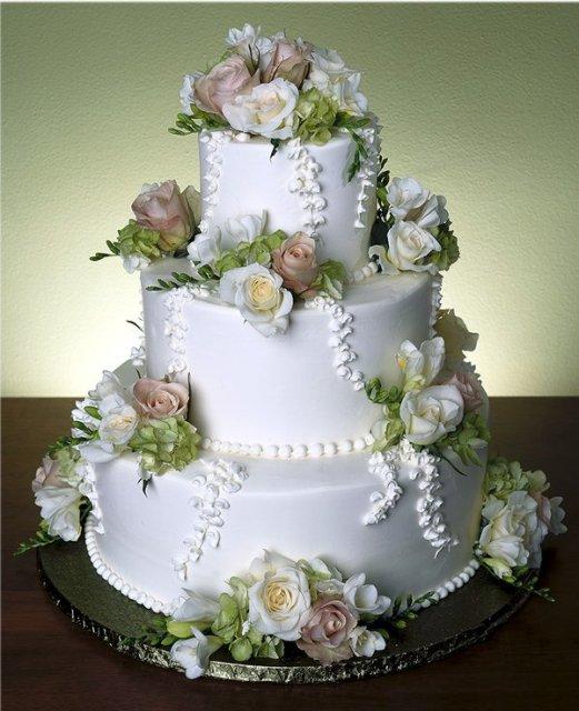 Inspirace III. - nááádhernýýý dort!!!