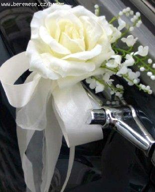 Inspirace III. - kliky nevěsty a ženicha