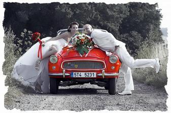 chtěli bysme taky nějakýho veterána na svatbě ;o)