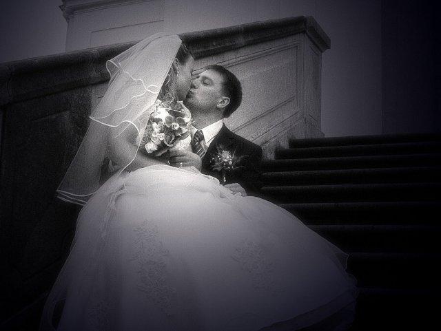 Inspirace III. - černobílá romantika ;o)