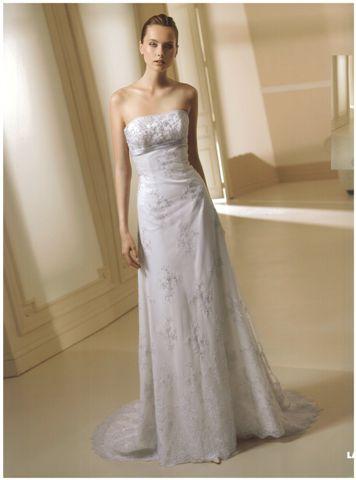 Inspirace II. - šaty bych chtěla jednoduché...a krásné!