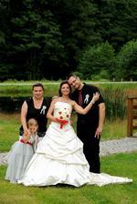 s bráškou a jeho rodinou